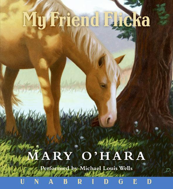 My Friend Flicka CD als Hörbuch