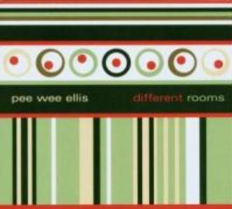 DIFFERENT ROOMS als CD