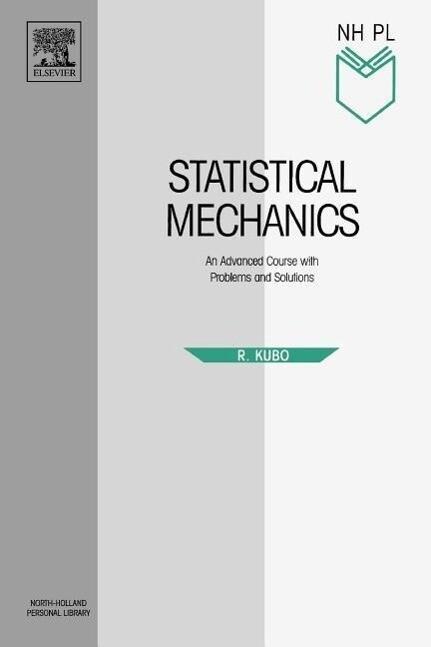 Statistical Mechanics als Taschenbuch