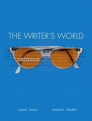 The Writer's World: Writing Process als Taschenbuch