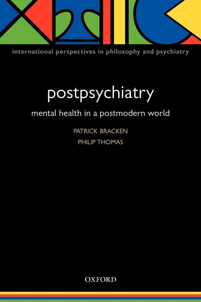 Postpsychiatry: Mental Health in a Postmodern World als Taschenbuch