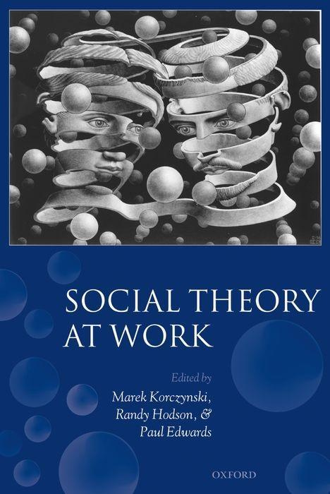 Social Theory at Work als Buch