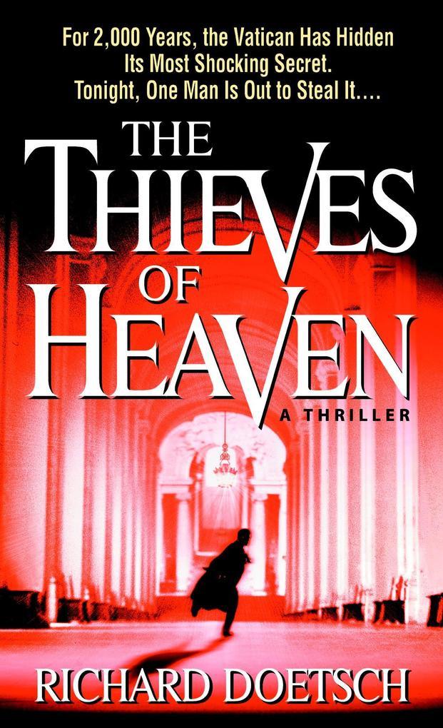 The Thieves of Heaven als Taschenbuch