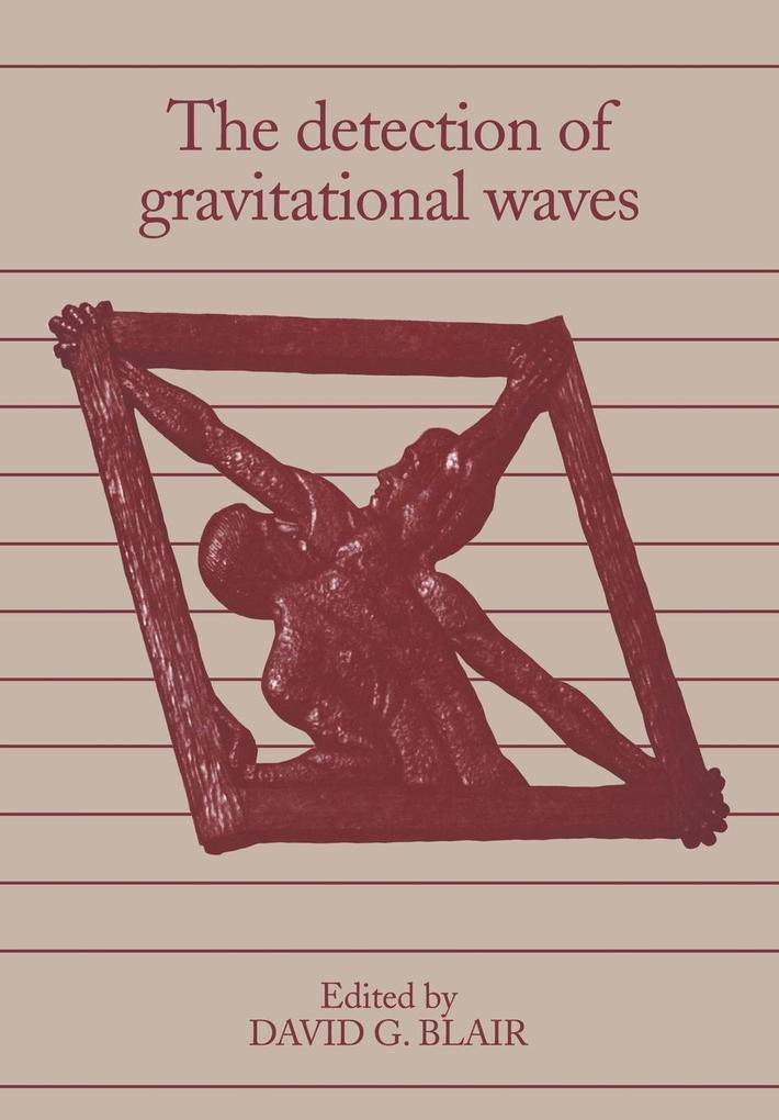 The Detection of Gravitational Waves als Buch