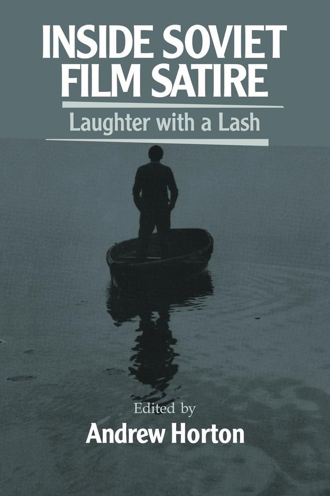 Inside Soviet Film Satire als Taschenbuch