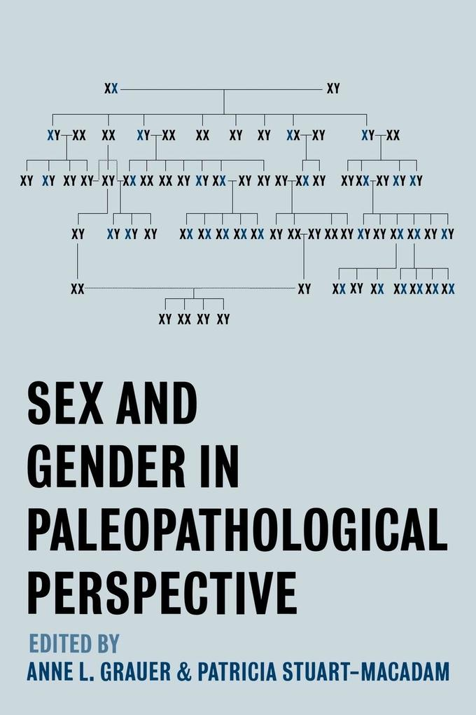 Sex and Gender in Paleopathological Perspective als Buch