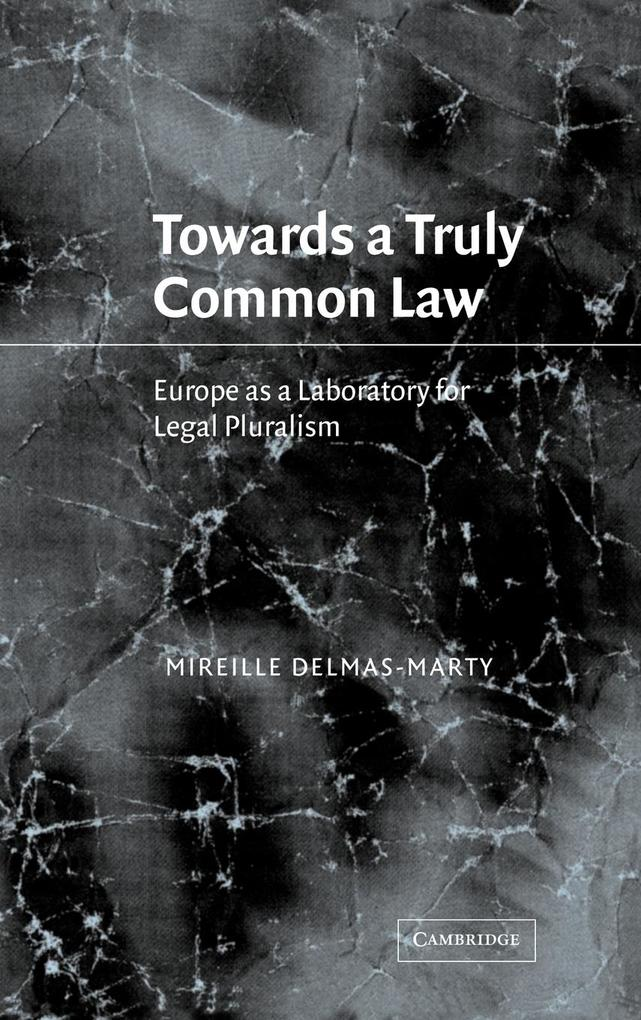 Towards a Truly Common Law als Buch