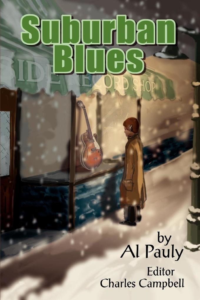 Suburban Blues als Buch