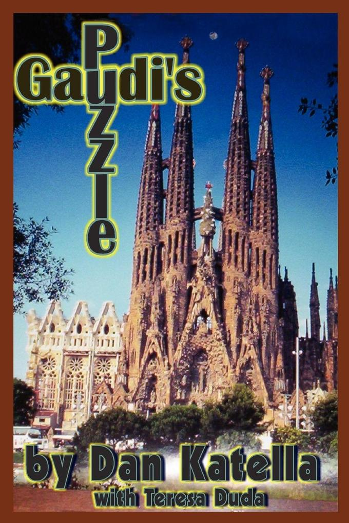 Gaudi's Puzzle als Buch
