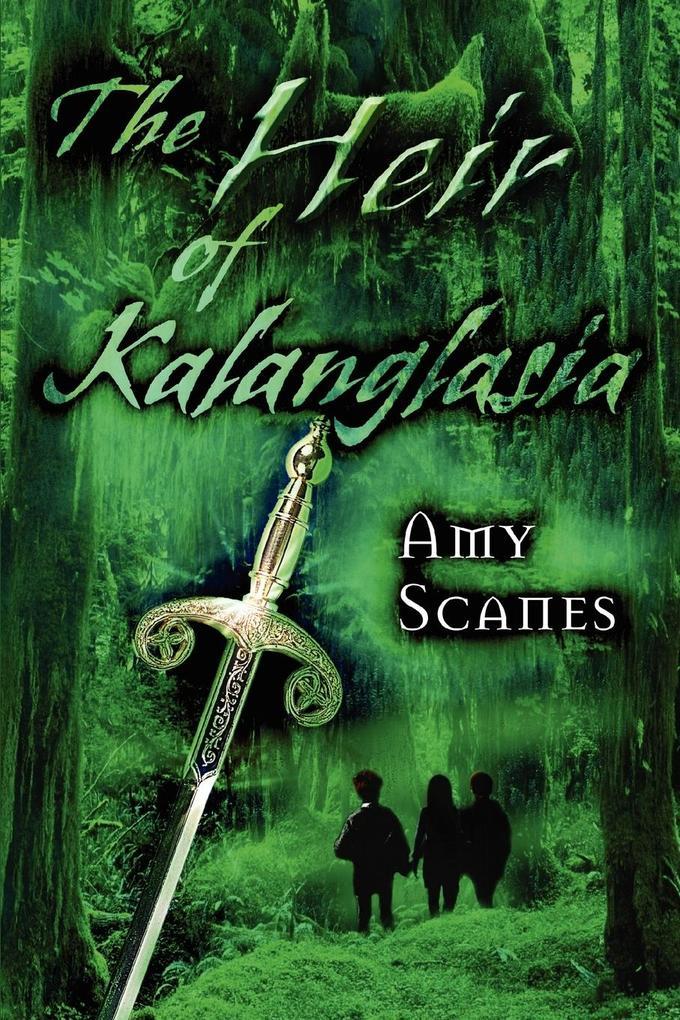 The Heir of Kalanglasia als Taschenbuch