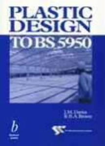Plastic Design to Bs 5950 als Buch