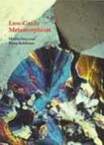 Low-Grade Metamorphism als Buch