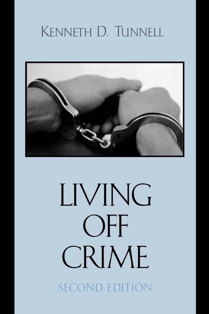 Living Off Crime als Taschenbuch
