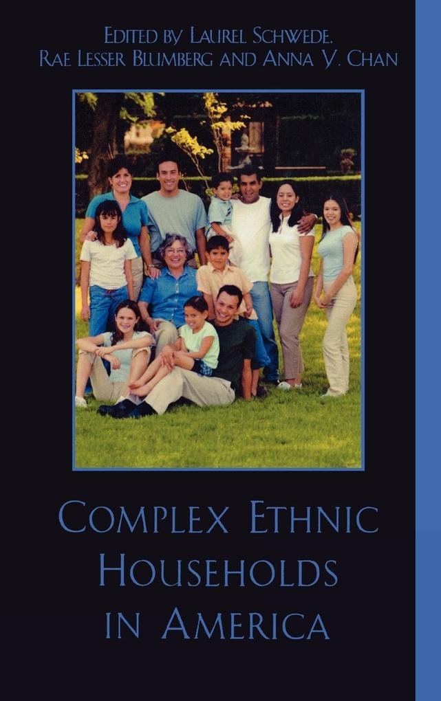 Complex Ethnic Households in America als Buch