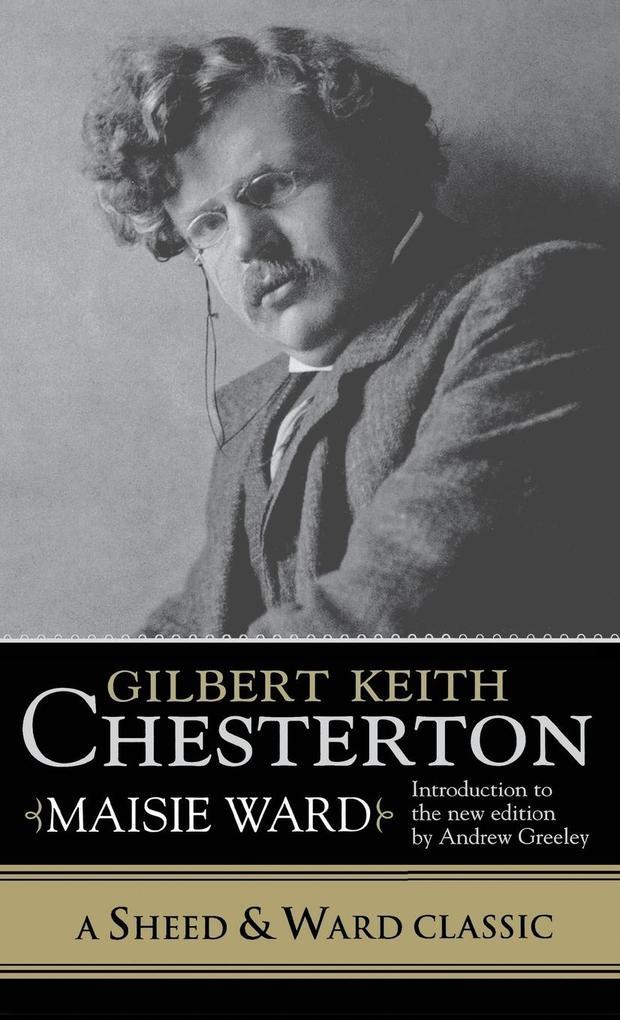 Gilbert Keith Chesterton als Buch