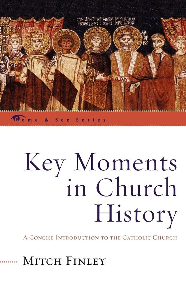Key Moments in Church History als Taschenbuch