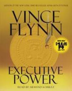Executive Power als Hörbuch