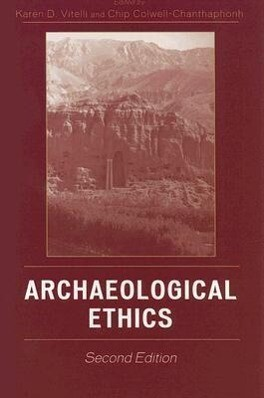 Archaeological Ethics als Buch