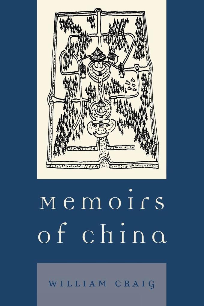Memoirs of China als Taschenbuch