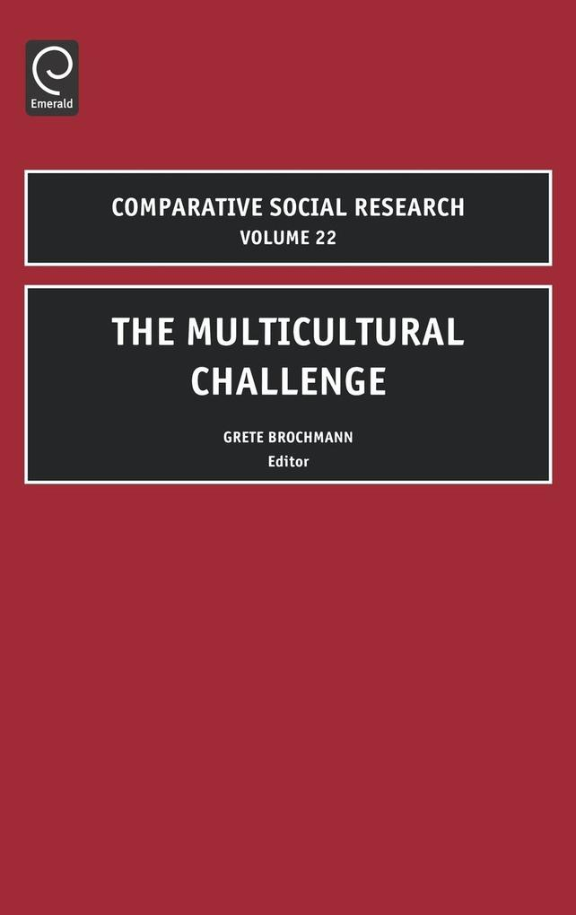 The Multicultural Challenge als Buch