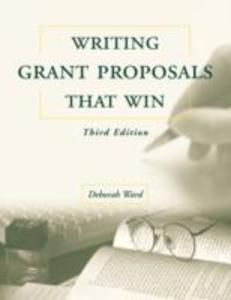 Writing Grant Proposals That Win, Third Edition als Buch