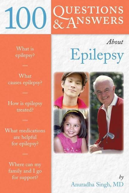 100 Questions & Answers about Epilepsy als Buch