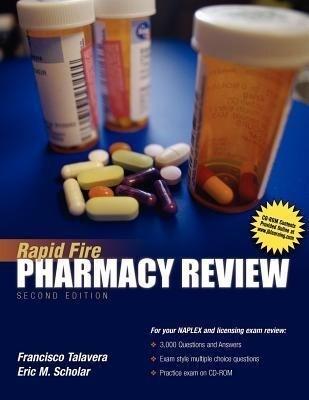 Rapid Fire Pharmacy Review als Taschenbuch