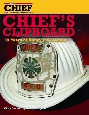 Chief's Clipboard: 20 Years of Ronny J. Coleman als Buch