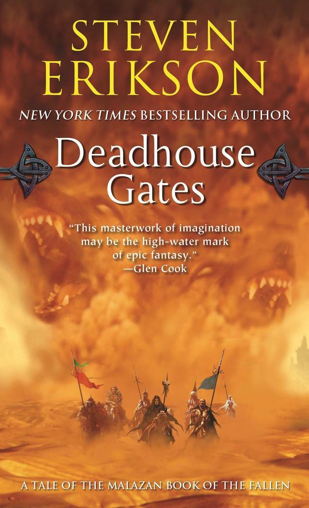 Malazan Book of the Fallen 02. Deadhouse Gates als Taschenbuch