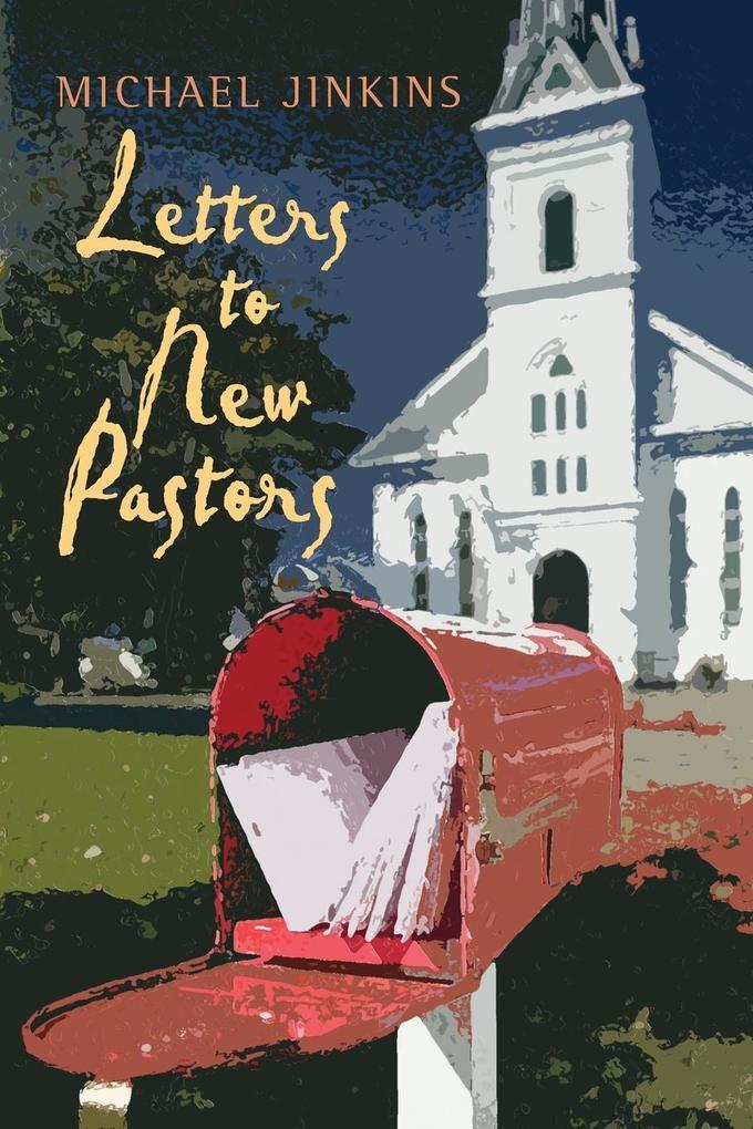 Letters to New Pastors als Taschenbuch