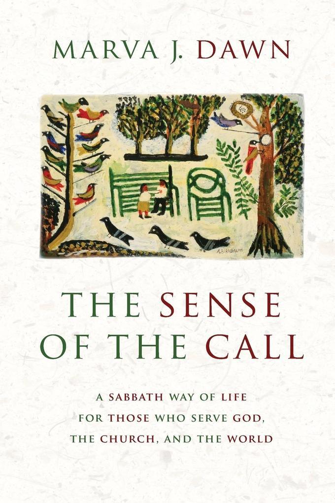 The Sense of the Call als Taschenbuch