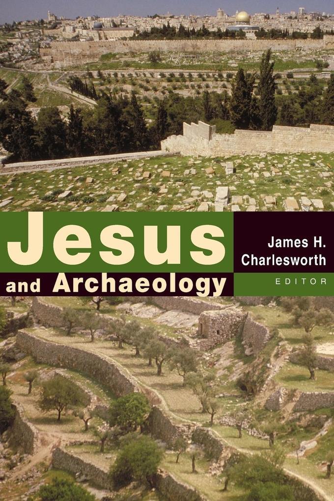 Jesus and Archaeology als Taschenbuch