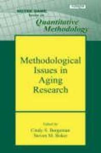 Methodological Issues in Aging Research als Buch