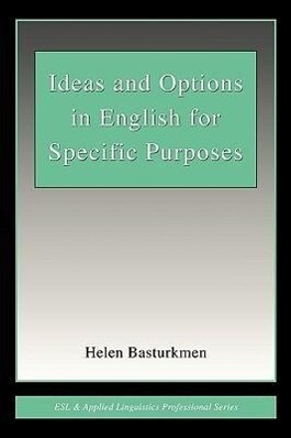 Ideas and Options in English for Specific Purposes als Taschenbuch