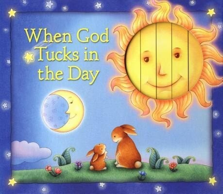When God Tucks in the Day als Buch
