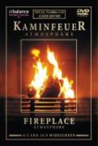 Kaminfeuer Atmosphäre als DVD