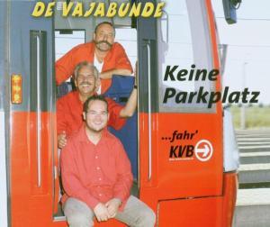 Keine Parkplatz (fahr' KVB) als CD