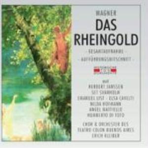 Das Rheingold als CD