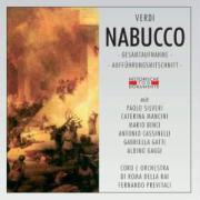 Nabucco als CD