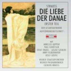 Die Liebe Der Danae-1.Teil als CD