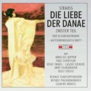 Die Liebe Der Danae-2.Teil als CD