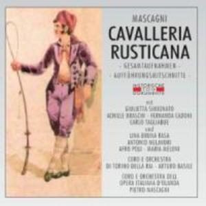 Cavalleria Rusticana als CD