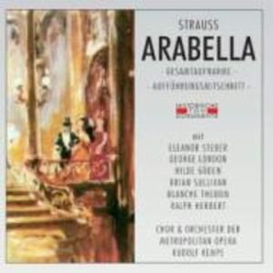 Arabella (GA) als CD
