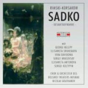 Sadko als CD