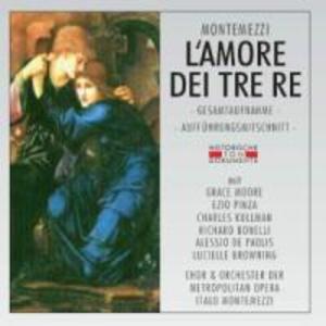 L'Amore Dei Tre Re (GA) als CD