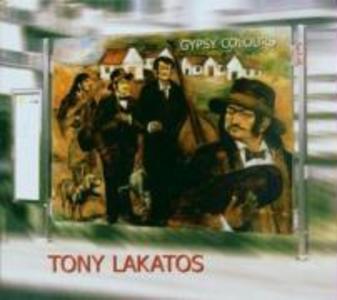 Gypsy Colours als CD