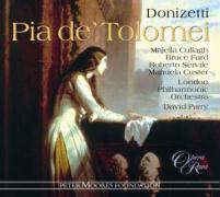 Pia De Tolomei als CD