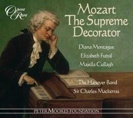 Mozart-The Supreme Decorator als CD