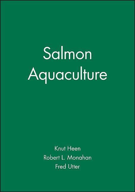 Salmon Aquaculture als Buch
