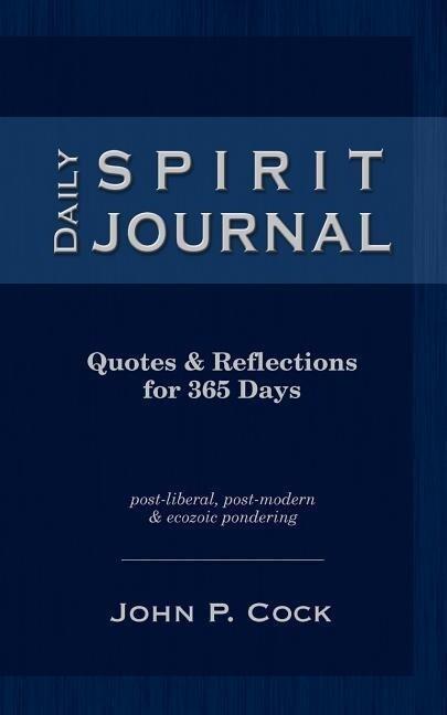 Daily Spirit Journal als Taschenbuch